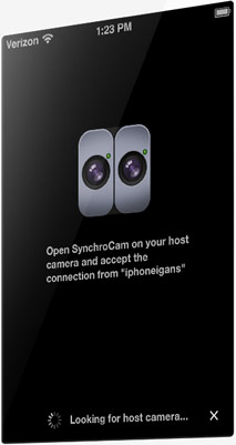 SynchroCam Screenshot